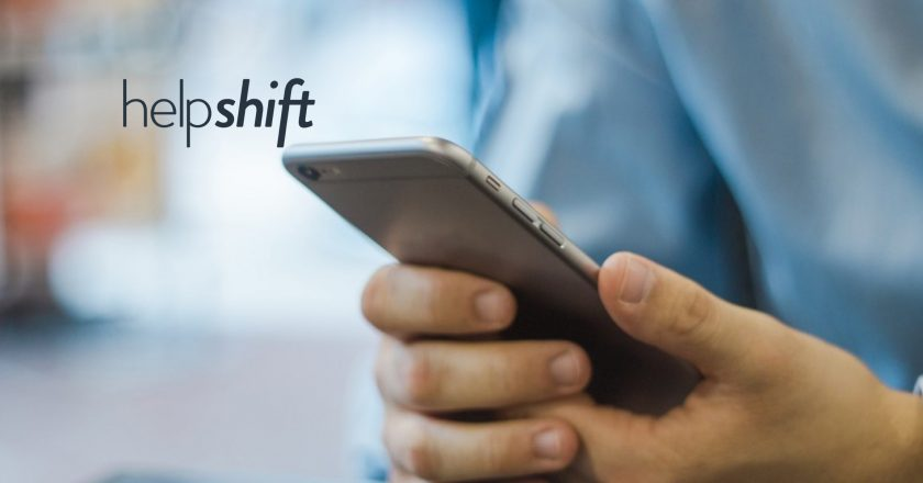 Helpshift Delivers Year of Record Company Growth and Innovation in Digital Customer Service