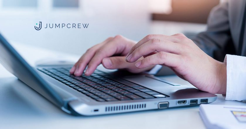 JumpCrew Continues Rapid Growth, Expands Senior Leadership With Appointment of VP, SEO & Content