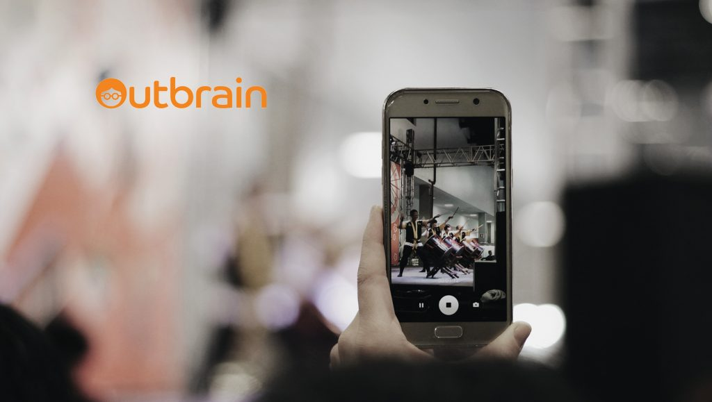 Eurosport Signs an Exclusive Multi-Year Partnership Deal with Outbrain, Which Includes Outbrain's Smartfeed and Video Technology