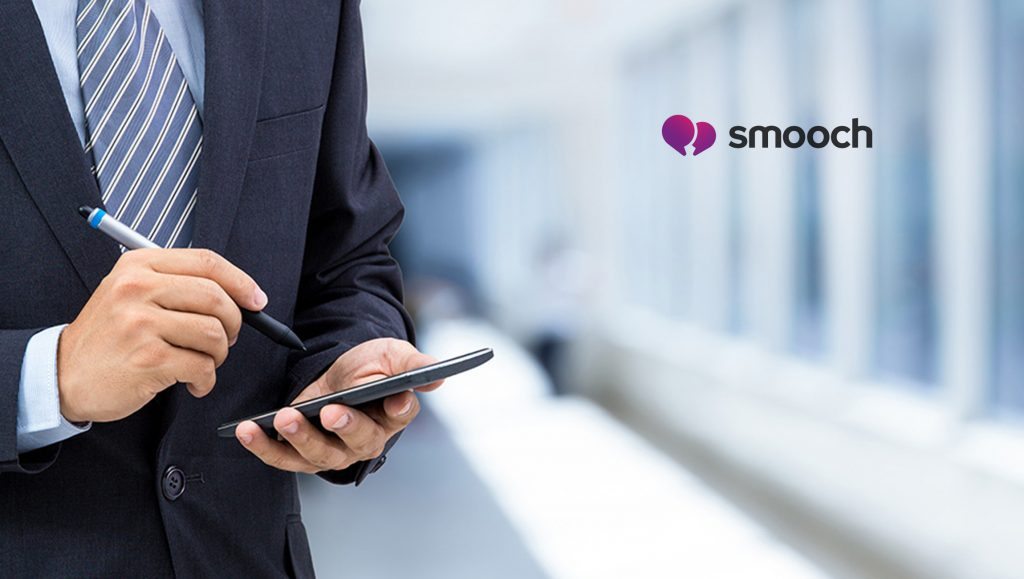 Omnichannel Messaging Specialist Smooch Launches 2nd Annual 'State of Messaging' 2019 Report on Conversational Business