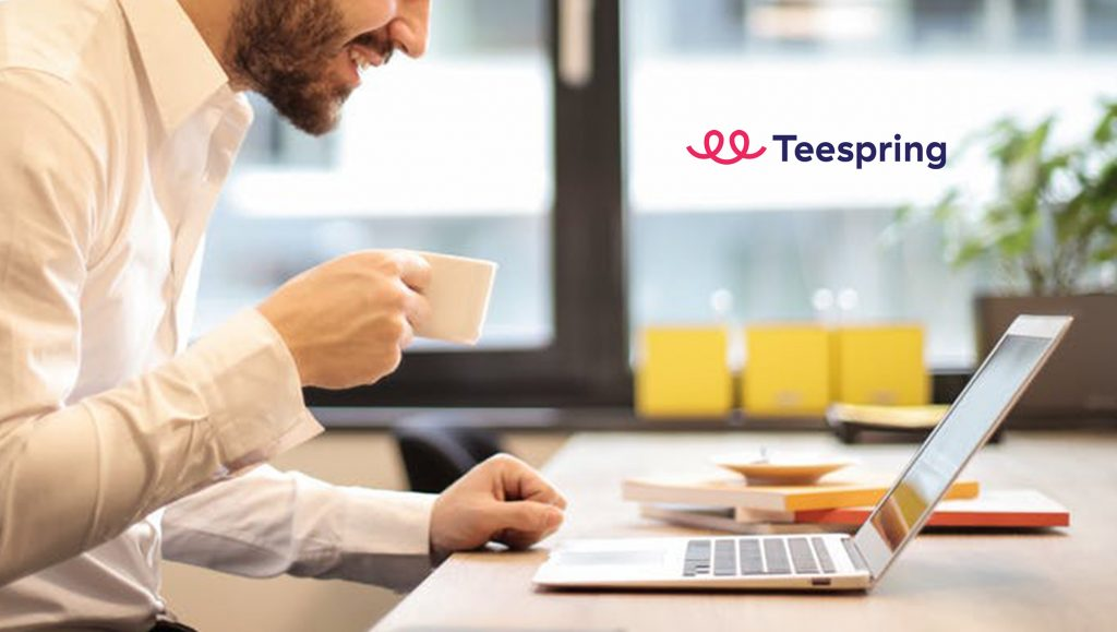 Teespring Announces the Appointment of Chris Lamontagne as CEO
