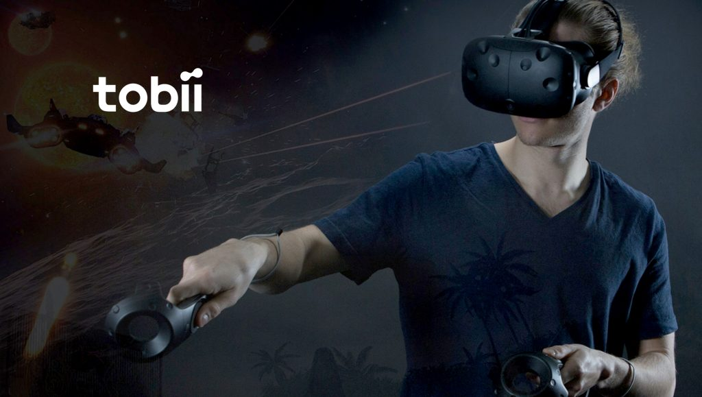 Tobii and HTC Bring Eye Tracking to Next Generation VR Headset