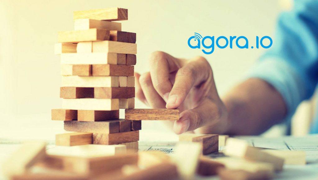 Agora.io Expands with a New Startup Program