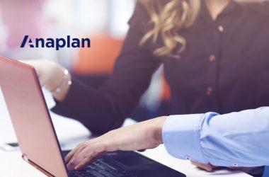 Anaplan Announces 2019 Partner Award Winners