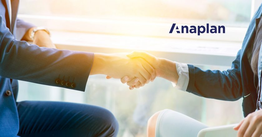 Anaplan welcomes Ana Pinczuk, SVP and Chief Transformation Officer