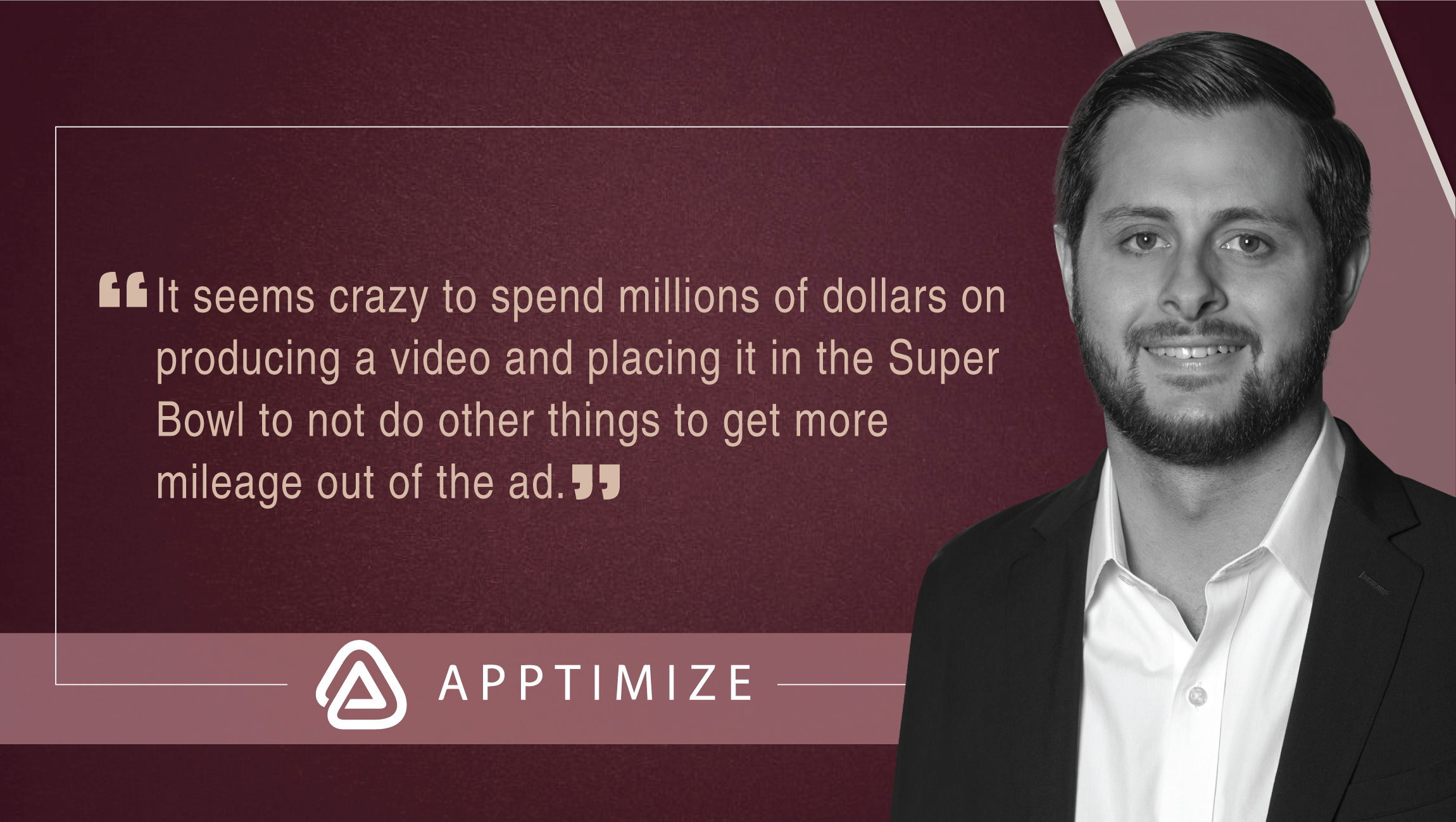 Scott Ings, VP Of Product, Apptimize