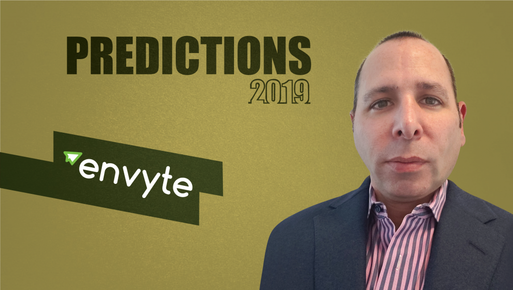 Prediction Series 2019: Interview with Eric Diamond, CEO, Envyte