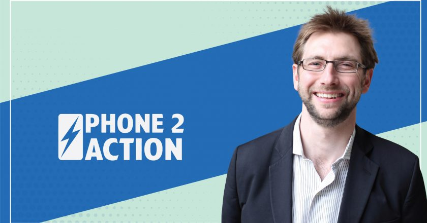MarTech Interview with Jeb Ory, CEO, Phone2Action