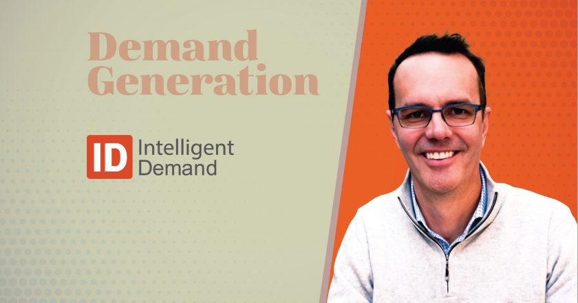 TechBytes with John Arnold, VP of Marketing, Sales and Business Development, Intelligent Demand
