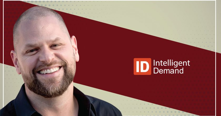 MarTech Interview with John Common, CEO, Intelligent Demand