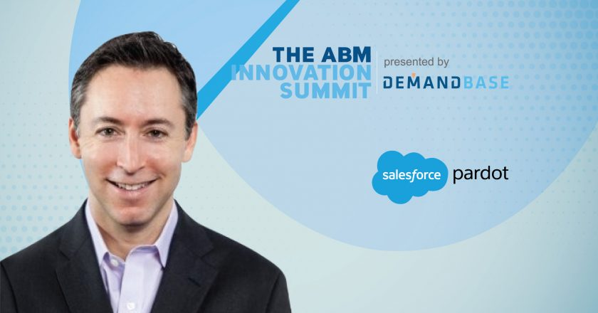TechBytes with Michael Kostow, SVP and GM, Salesforce Pardot