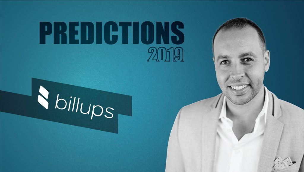 Prediction Series 2019: Interview with Nicholas Wootten, SVP of Marketing, Billups
