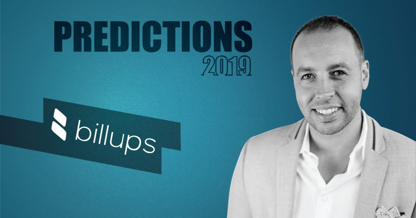 Prediction Series 2019: Interview with Nicholas Wootten, SVP of Marketing, Billups