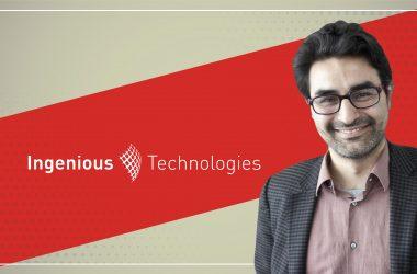MarTech Interview with Siamak Haschemi, CEO, Ingenious Technologies