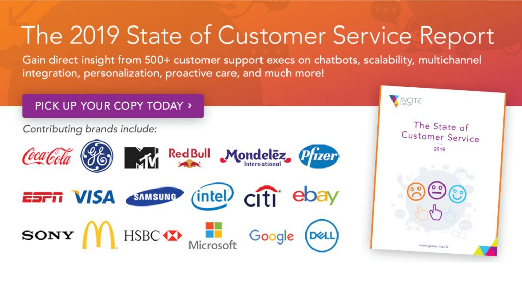 The State of Customer Service in 2019: Global Brands Give