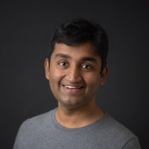 Vijay Chittoor, Co-Founder & CEO, Blueshift