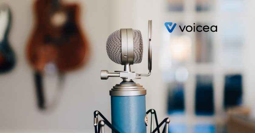 Voicea's EVA Now Available on Microsoft AppSource
