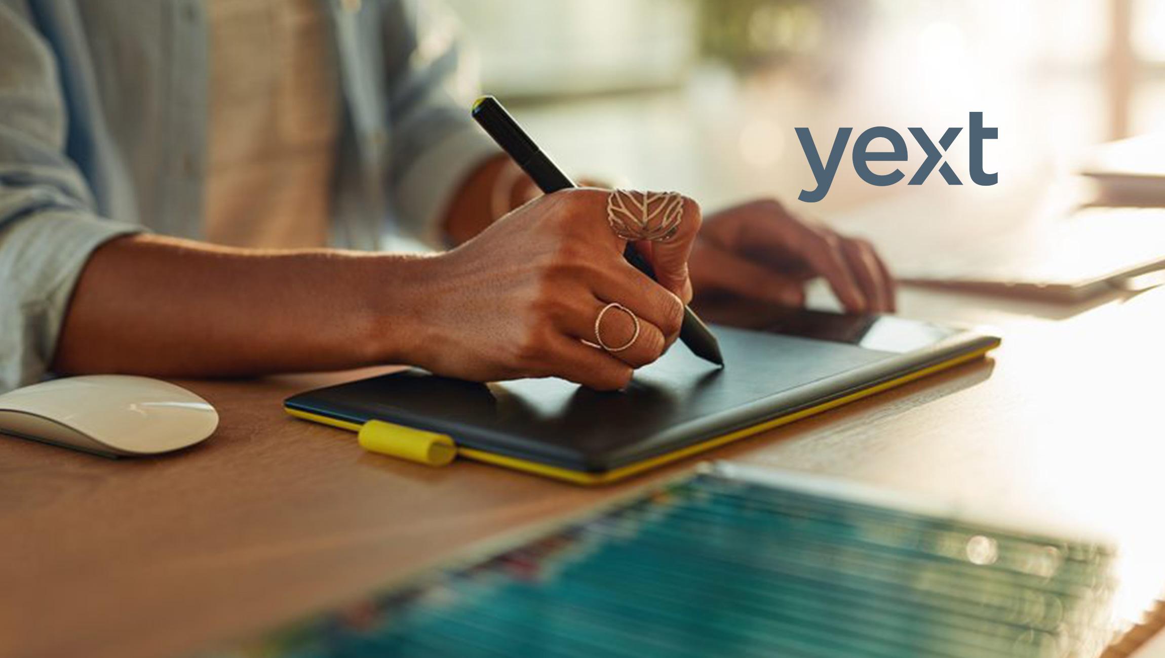 Yext Names Wendi Sturgis CEO, Yext Europe