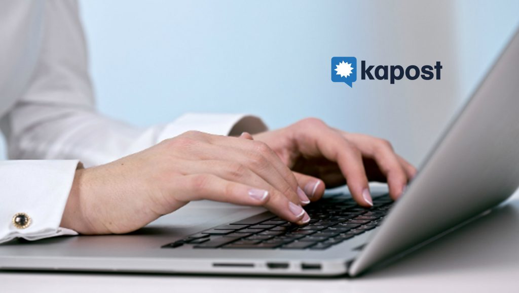 Kapost Hires CMO, Celebrates Milestone Content Operations Consulting Services Growth