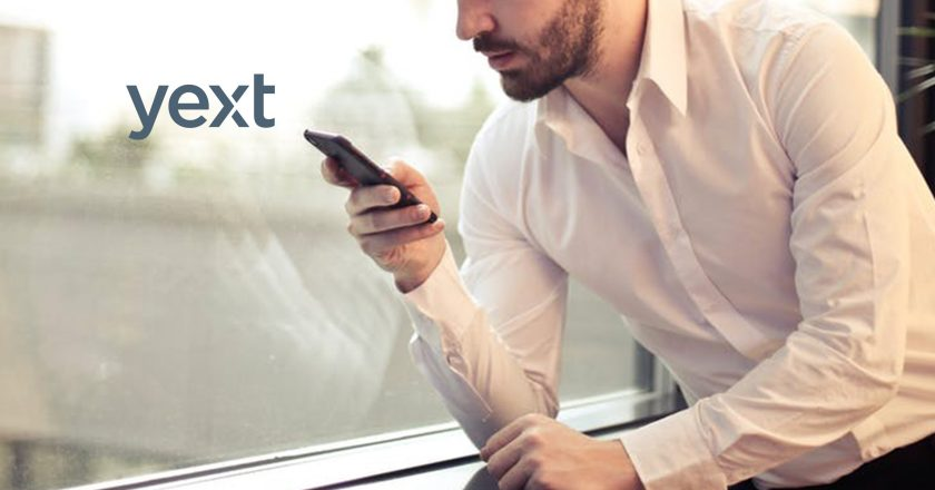 Major Chinese Global Digital Services Join Yext Knowledge Network in Spring '19 Product Release