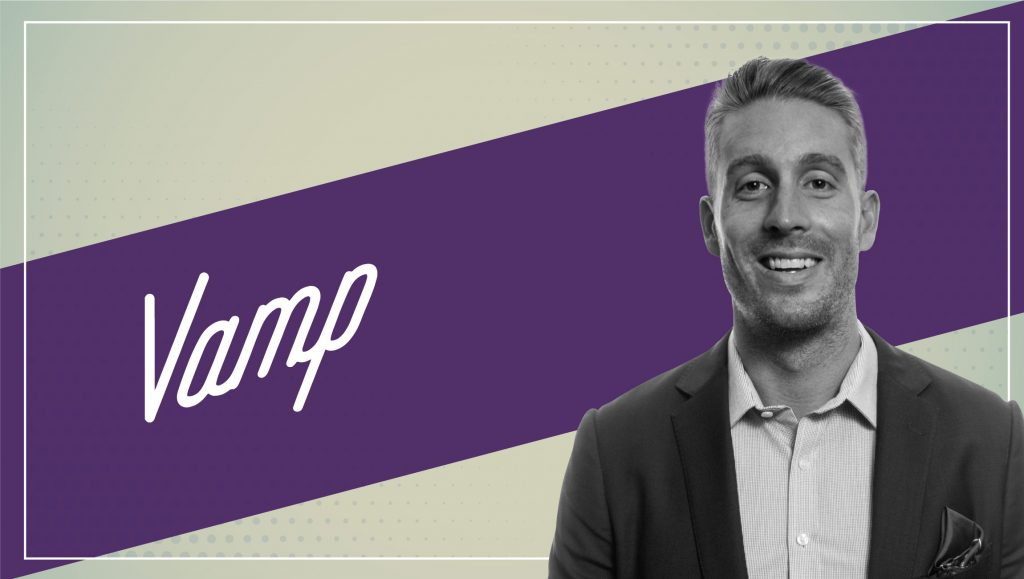 MarTech Interview with Aaron Brooks, Co-Founder & Co-CEO, Vamp