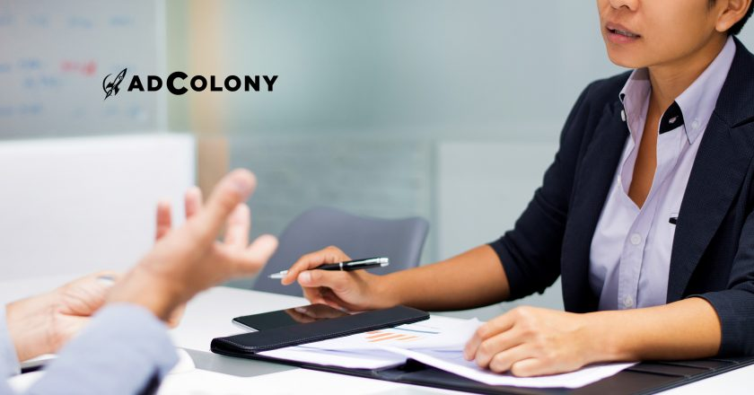 AdColony Announces Onboarding of Media Veteran Matt Barash and New Additions to Executive Leadership Team -- Camila Franklin as VP of Programmatic and Tom Simpson as VP of Brand and Exchange, APAC
