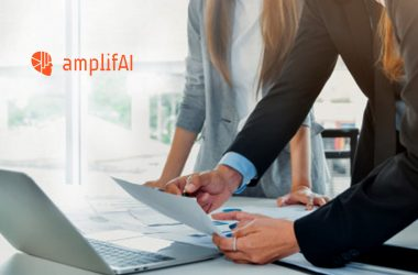 AmplifAI Secures $3.9 Million Series A Funding Led by Naya Ventures, LiveOak Venture Partners and Capital Factory