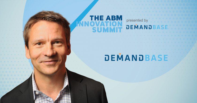 TechBytes with Christopher Golec, CEO, Demandbase