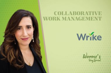 TechBytes with Cristina Olmo, VP of Marketing, Wrike