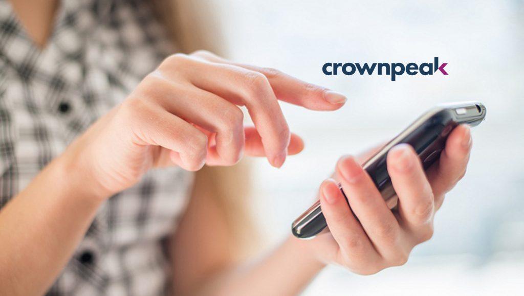 Crownpeak Achieves Amazon Web Services Digital Customer Experience Competency Status