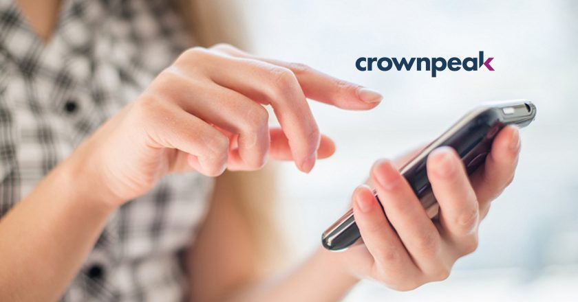Crownpeak Achieves Amazon Web Services Digital Customer Experience Competency Status