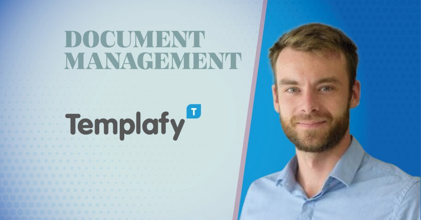 TechBytes with Glen Hagensen, Head of Marketing, Templafy