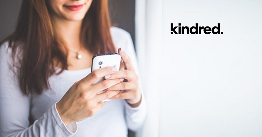 Kindred Announces $3 Million in Funding to Bring Communities of Creators, Platforms and Brands Together to Accelerate Next Gen of Social Movements