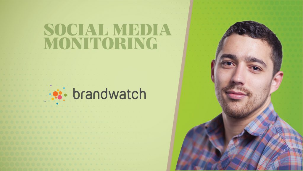 TechBytes with Michael Brackpool, VP Product, Vizia, Brandwatch