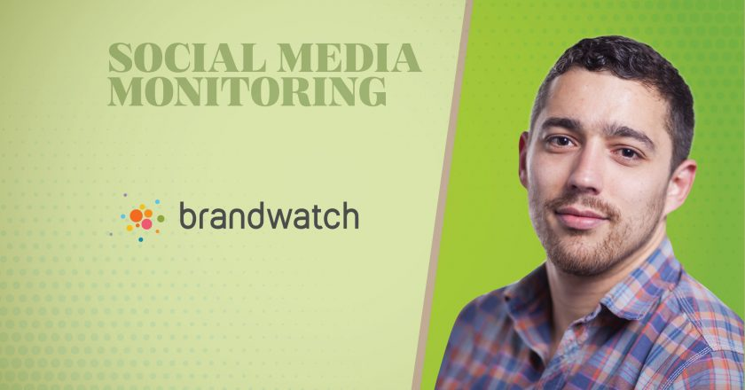 TechBytes with Michael Brackpool, VP Product, Vizia, Brandwatch