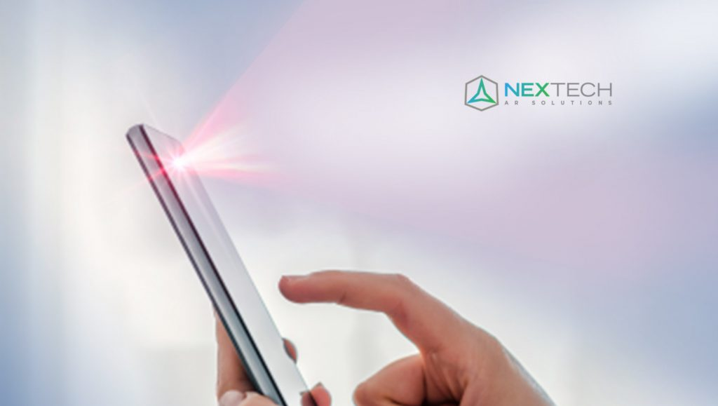 Nextech Releases Updated Ux for Its Patent-Pending Web-Enabled Ar Platform
