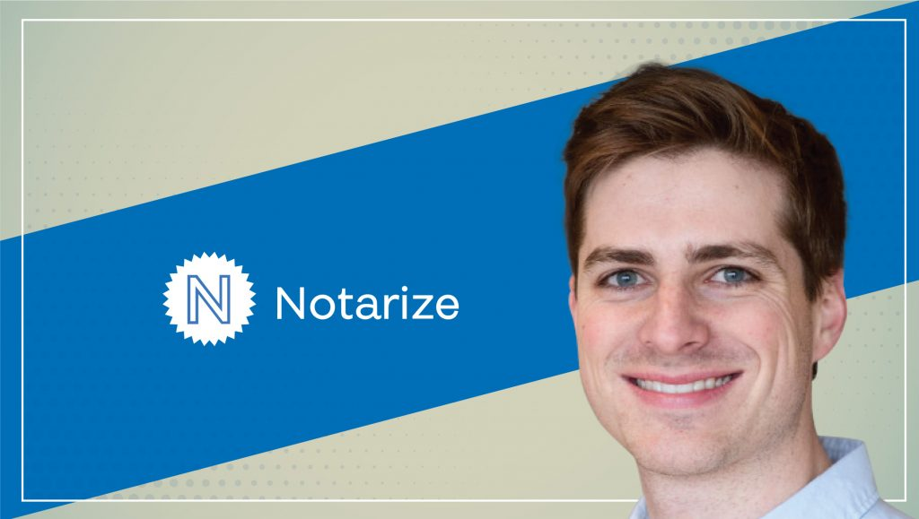 MarTech Interview with Ryan MacInnis, Director of Marketing, Notarize