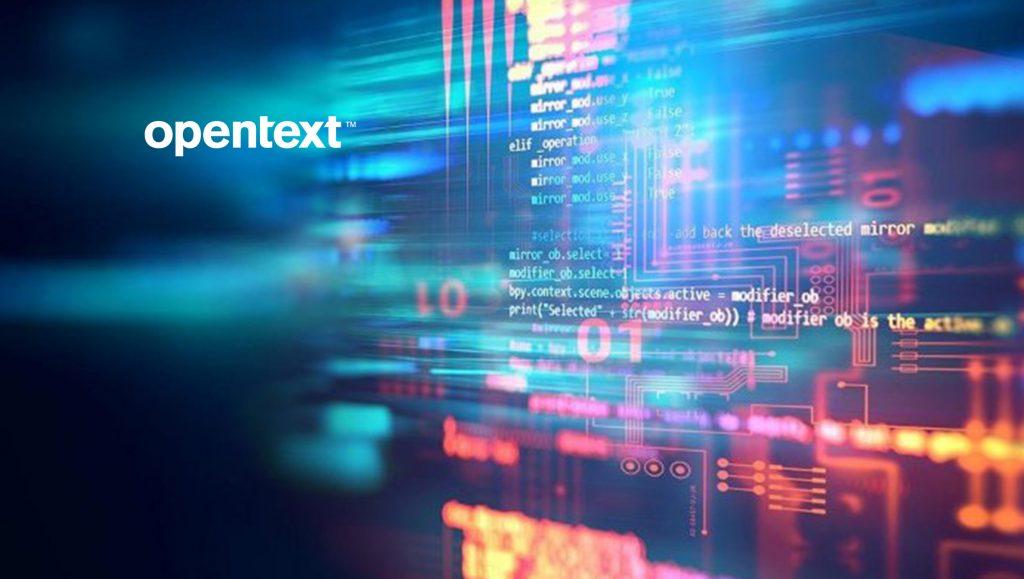Opentext Announces Enterprise World Europe
