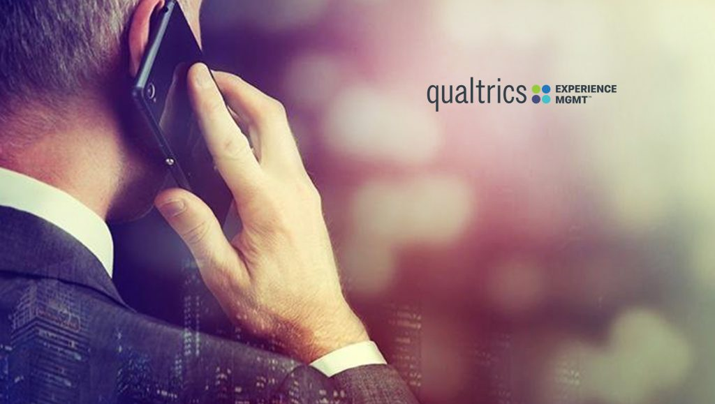 Qualtrics Announces Innovations in Mobile, B2B, Voice and Prescriptive Insights to Accelerate Customer Experience Industry