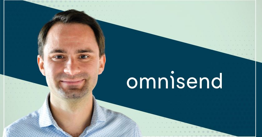 MarTech Interview with Rytis Lauris, Co-Founder and CEO, Omnisend