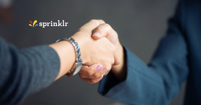 Sprinklr Launches Global Partner Program