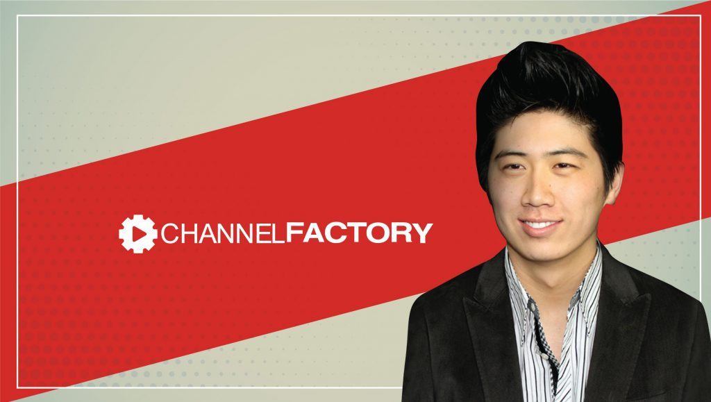 MarTech Interview with Tony Chen, CEO, Channel Factory