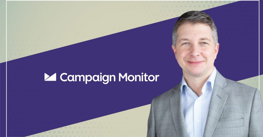 MarTech Interview with Wellford Dillard, CEO, Campaign Monitor