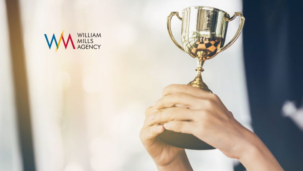 William Mills Agency Wins HubSpot Impact Award