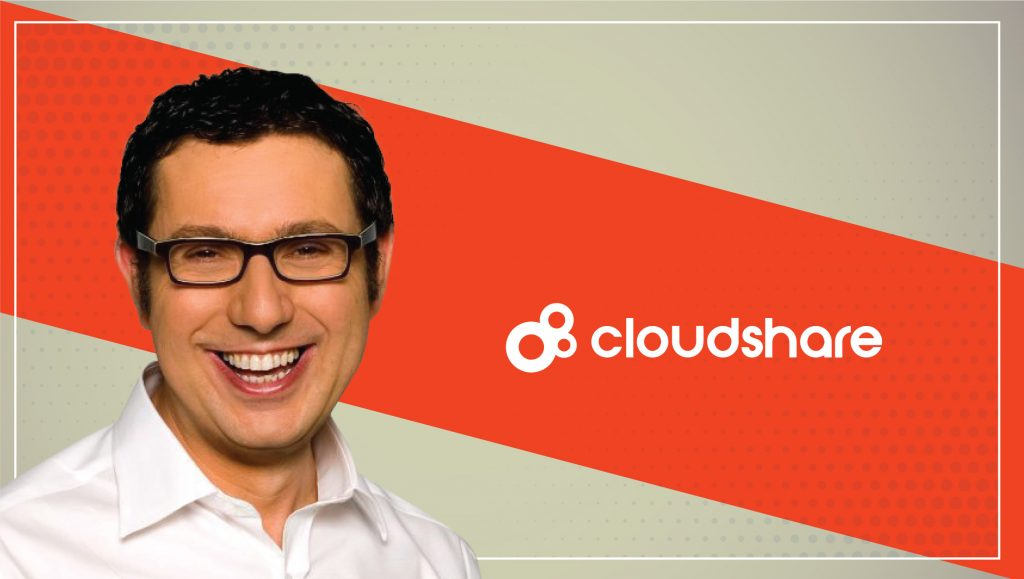 MarTech Interview Series with Zvi Guterman, Founder & CEO, CloudShare