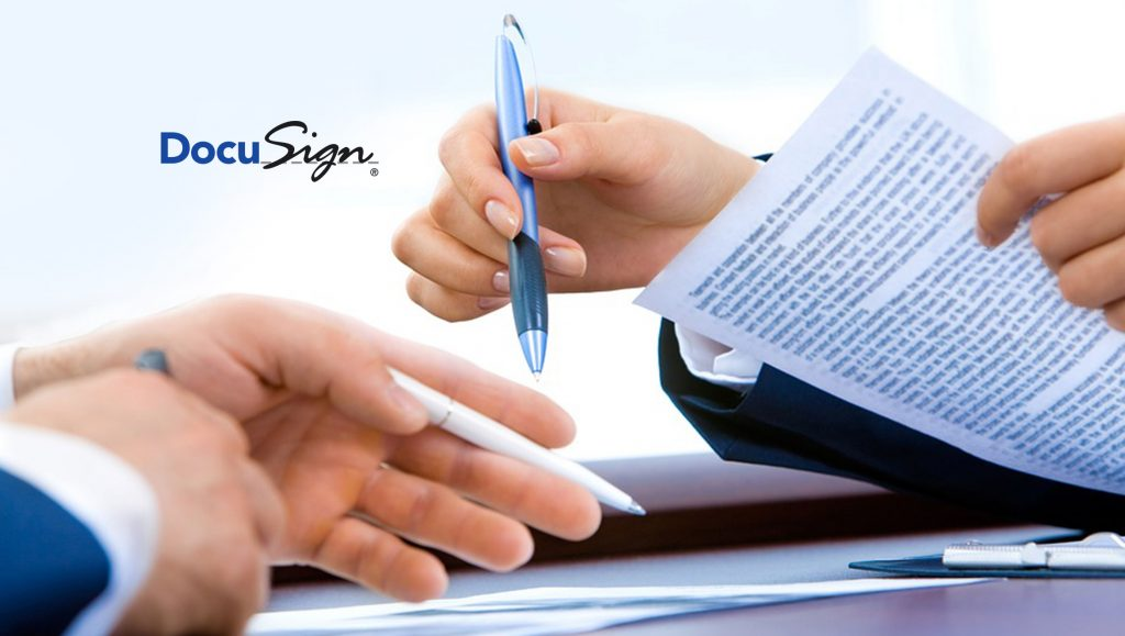 DocuSign announces the DocuSign Agreement Cloud