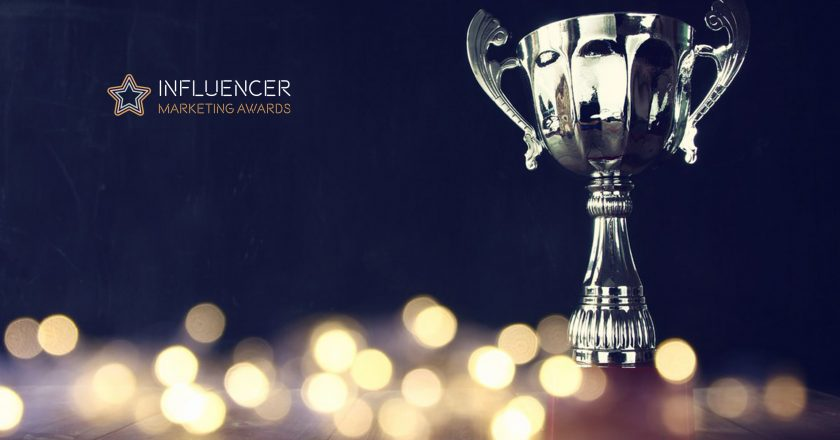 Winners Announced at 2019 Influencer Marketing Awards