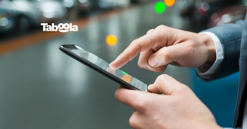 Taboola Enters Agreement to Acquire the Start Division of Celltick, Expanding Taboola News to Support Mobile Operators