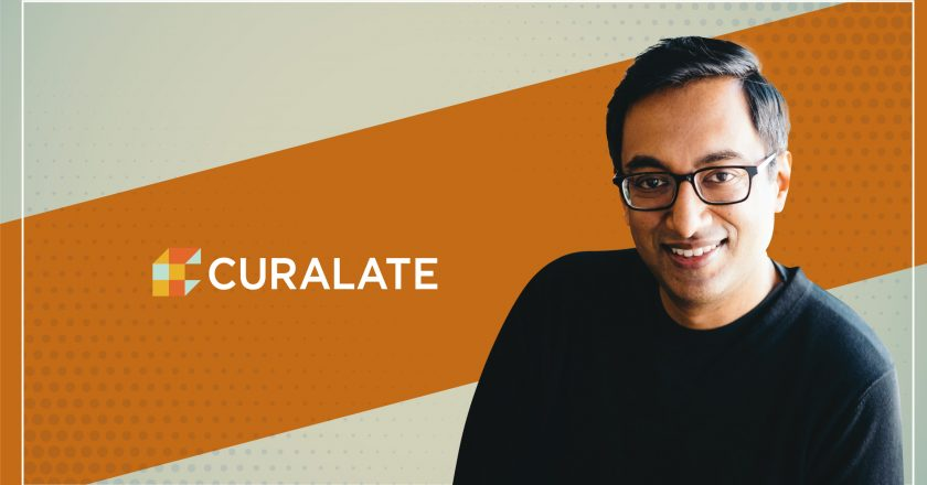 MarTech Interview with Apu Gupta, CEO, Curalate