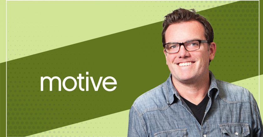 MarTech Interview with Brendan Smith, CEO & Co-Founder, Motive